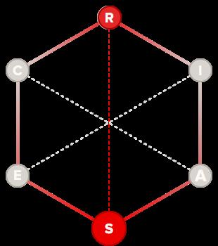 Protector holland code hexagon graph
